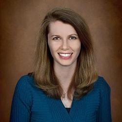 Jessica, a team member at CRM Dental Lab